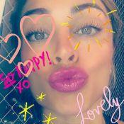 Grazi Massafera festeja 8 milhões de seguidores no Instagram: 'Sofia me maquiou'