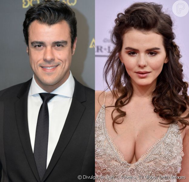 Joaquim Lopes está namorando modelo e atriz porto-riquenha Ruby O. Fee, de 20 anos