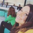 Fernanda Souza parou a discussão quando percebeu que havia pessoas olhando. Os dois saíram da lanchonete sem comer