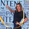Gisele está prestigiando o evento da Pantene, no hotel Royal Tulip, em São Conrado, Zona Sul do Rio de Janeiro