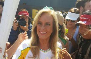 Helô Pinheiro lamenta ausência nas Olimpíadas do Rio, mas elogia Gisele Bündchen