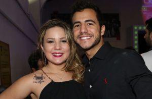 Ex-BBB Cacau ganha declaração de Matheus em aniversário de 20 anos: 'Meu amor'