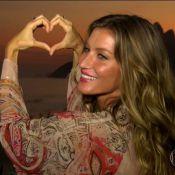 Gisele Bündchen conta reação da filha ao vê-la desfilar nas Olimpíadas: 'Chorou'
