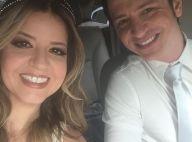 Veja fotos e vídeos do casamento de Mariana Santos, atriz do 'Zorra Total'