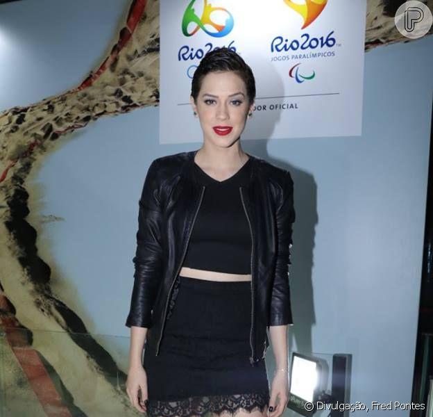 Sophia Abrahão está confirmada no elenco da próxima edição do 'Dança dos Famosos', do 'Domingão do Faustão'