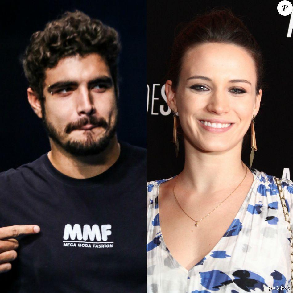 Caio Castro e Bianca Bin, no ar em 'Êta Mundo Bom!', vão fazer par romântico em 'Novo Mundo', novela das seis que sucederá a 'Sol Nascente', que estreia em 29 de agosto de 2016