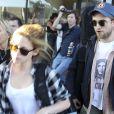 Em 2010, o casal foi flagrado em Los Angeles quando voltaram de Montreal, no Canadá, onde Kristen havia filmado 'On the Road', dirigido pelo brasileiro Walter Salles