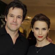 Murilo Benício e Débora Falabella celebram 4 anos de namoro. Veja fotos do casal