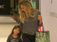 Grazi Massafera se diverte com a filha, Sofia, em shopping do Rio. Fotos!