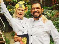 Julianne Trevisol e Rodrigo Minotauro viajam juntos e são apontados como affair