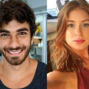 Hugo Moura estreia na TV como amigo de Marina Ruy Barbosa em 'Justiça'