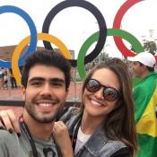 Juliana Paiva torce por Juliano Laham em 'Malhação' e faz planos: 'Atuar junto'