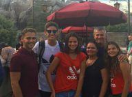 Bruna Marquezine viaja com a família para Orlando após férias em Cancun. Foto!