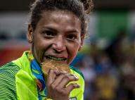 Rafaela Silva, medalha de ouro, sobre orientação sexual: 'Sou das meninas'