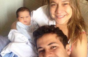 Fernanda Gentil garante não ter traumas após separação: 'Não ficamos magoados'