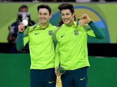 Rio 2016: Diego Hypólito é prata e Arthur Nory leva bronze. 'Sonho possível'