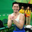 Diego Hypolito chora de emoção na Olimpíada Rio 2016
