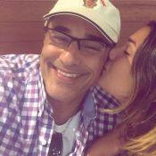 Sasha Meneghel homenageia Luciano Szafir em rede social: 'Te amo muito, pai'