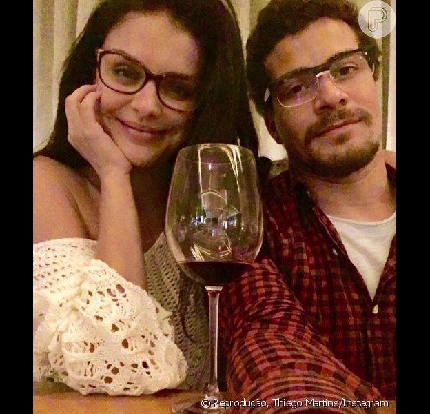 Thiago Martins planeja casamento com Paloma Bernardi após rumores de crise no relacionamento: 'Ano que vem ou 2018'