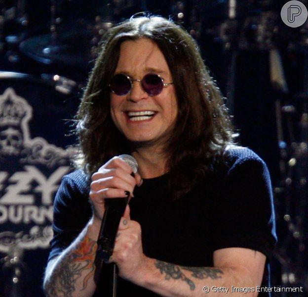 Ozzy Osbourne chega ao seu 65º aniversário nesta terça-feira, 3 de dezembro de 2013
