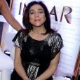 Marisa Orth foi uma das convidadas da premiação da revista 'Cabelos & Cia'