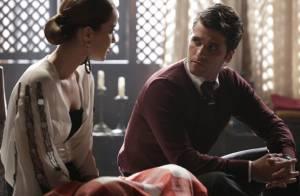 'Joia Rara': Franz faz exame e confirma que Viktor é pai do filho de Silvia