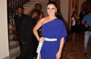 Giovanna Antonelli recebe novo prêmio por atuação em 'Salve Jorge'