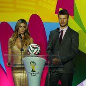 Após polêmica, Fernanda Lima e Rodrigo Hilbert agradam em sorteio da Copa 2014