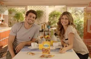 Grazi Massafera vai aparecer sem Cauã Reymond em comercial de marca de biscoito