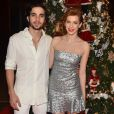 Os atores Sophia Abrahão e Fiuk, que estavam oficialmente separados desde agosto desse ano, assumiram que reataram o namoro no Natal do Bem, no Hotel Grand Hyatt, em São Paulo, nesta segunda-feira, 16 de dezembro de 2013