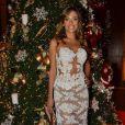 Luiza Mell no Natal do Bem, no Hotel Grand Hyatt, em São Paulo, nesta segunda-feira, 16 de dezembro de 2013