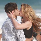 Rafael Vitti assume amor de infância por Alinne Moraes: 'Apaixonado'