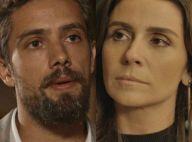 Novela 'Sol Nascente': Cesar tenta beijar Alice à força após término do namoro