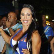 Carnaval: Portela exige R$ 500 mil para Gracyanne Barbosa ser rainha de bateria
