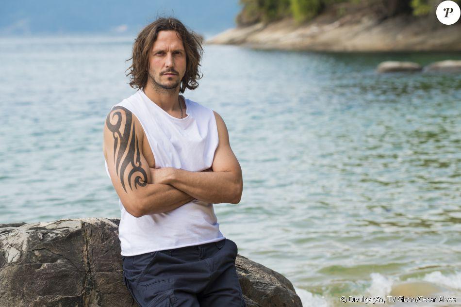 Vladimir Brichta admitiu frustração por playback em 'Rock Story': ' Queria cantar e tocar ao vivo'