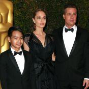 Brad Pitt encontra filho Maddox pela primeira vez após acusação de agressão