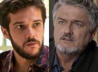 Novela 'Haja Coração': Giovanni descobre que Guido está vivo e procura o pai