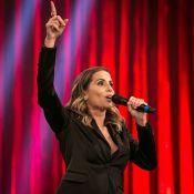 Deborah Secco revela paixão por karaokê em casa: 'Vou para a janela e canto'