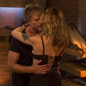 Marcello Novaes e Leticia Spiller comemoram beijo em novela: 'Chegou o dia'