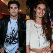 Nicolas Prattes e Marina Moschen voltam a ser um casal na novela 'Rock Story'