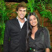 Felipe Roque acha cedo para ter filhos com Aline Riscado: 'Não é o momento'