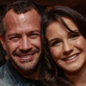 Malvino Salvador e Kyra Gracie exibem a primeira foto da filha Kyara. Veja!