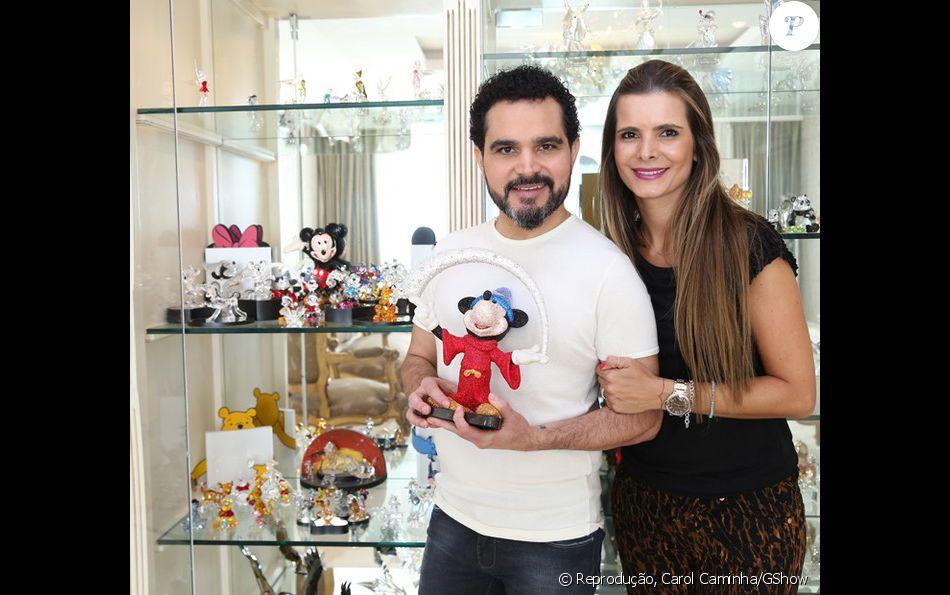 Luciano camargo revela onde quer renovar casamento com for Renovar votos de casamento