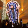 Xuxa reviveu hits da carreira como 'Brincar de Índio'