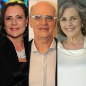 Marcos Caruso vai protagonizar triângulo amoroso na novela 'Pega Ladrão'