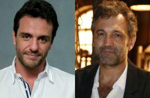 Rodrigo Lombardi faz homenagem a Domingos Montagner ao gravar série: 'Licença'