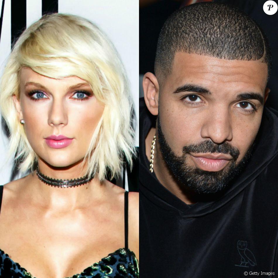 Taylor Swift e Drake, ex de Rihanna, trocam carinhos em festa de aniversário do cantor e desde então estão flertando, diz imprensa internacional