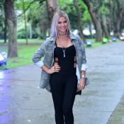 Andressa Suita tem ajuda de Gusttavo Lima na escolha de looks: 'Opina bastante'
