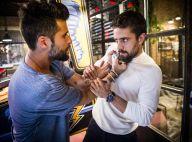Novela 'Sol Nascente': Cesar confronta Mario por causa de Alice e os dois brigam