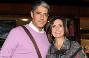 William Bonner encontrará Fátima Bernardes pela 1ª vez no Projac após divórcio